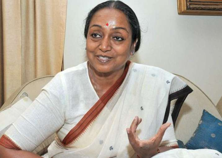 Former Speaker Meira Kumar to be opposition's presidential