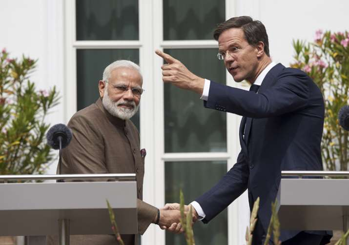 Netherlands backs India's UNSC and NSG bids after Modi's