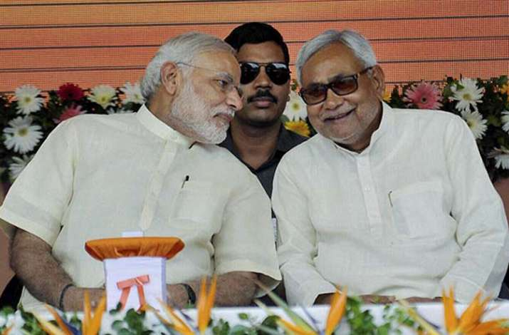 Modi, Nitish have natural admiration for each other, BJP