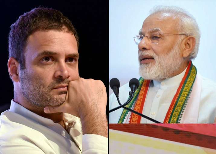PM Modi greets Rahul Gandhi on birthday