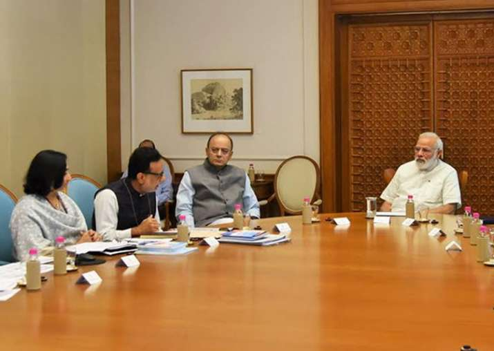 PM Modi reviews GST roll-out preparations, terms it