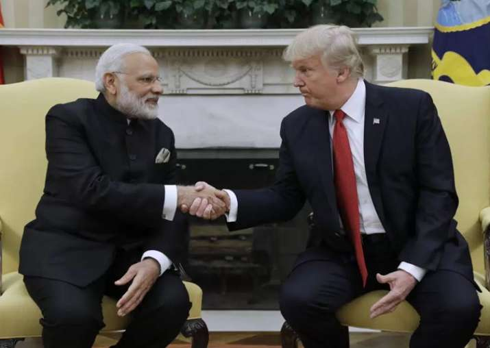 PM Modi meets Donald Trump at White House