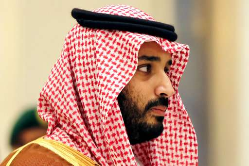 31-year-old Mohammed bin Salman was on Wednesday appointed