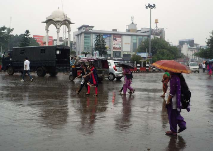 Met forecasts onset of monsoon in Bihar from June 14
