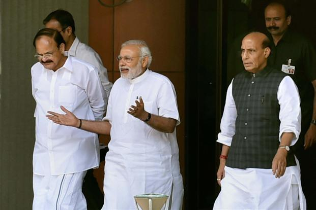 BJP panel to meet Sonia Gandhi on Friday to decide over