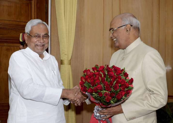 'Personally glad Kovind is presidential candidate':