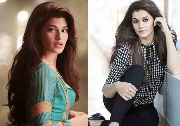 Jacqueline Fernandez, Taapsee Pannu