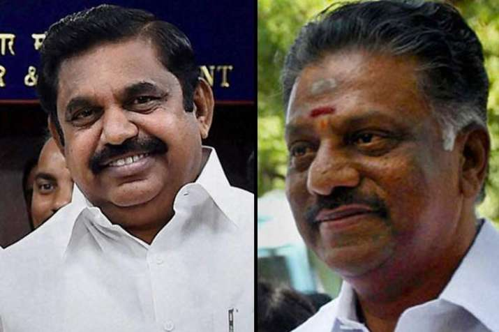 ith OPS and Palaniswami's backing, NDA gets full support