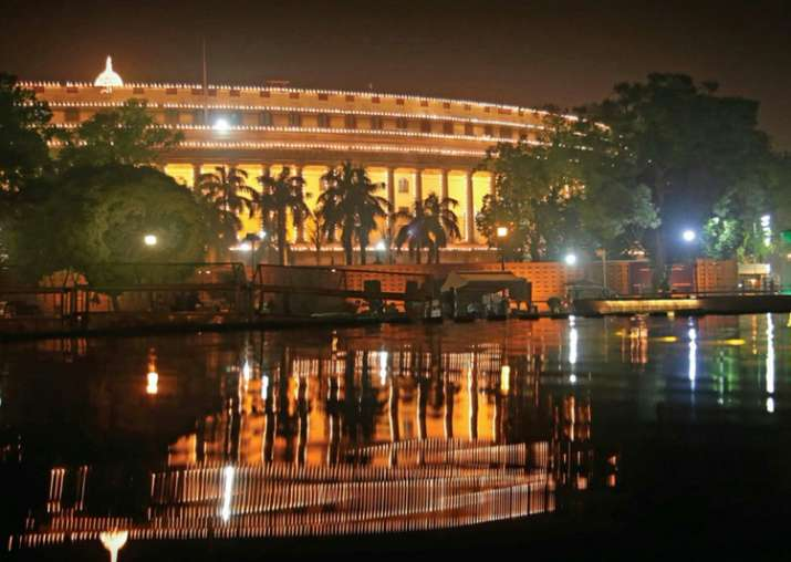 India Tv - Parliament