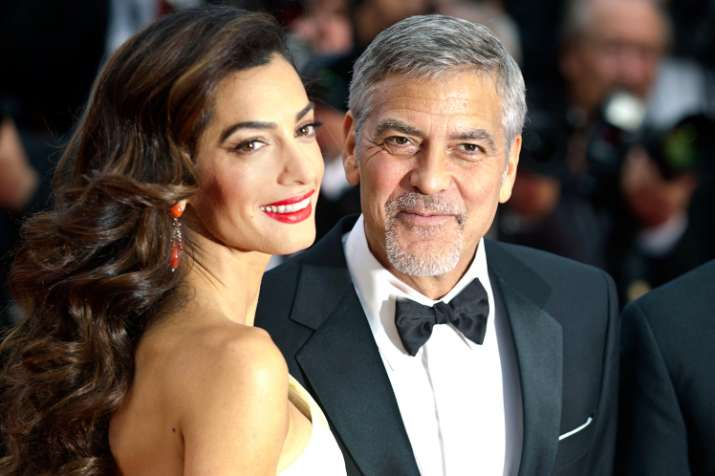 It's twins for George and Amal Clooney: Celebs