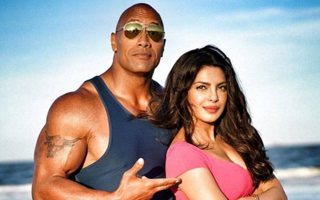 Baywatch, Dwayne Johnson