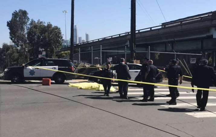Shooting reported at San Francisco warehouse, at least 4