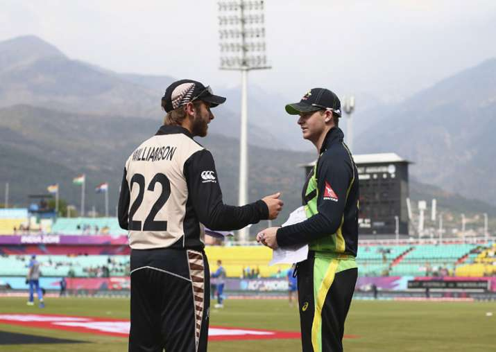 A file image of Steve Smith and Kane Williamson.