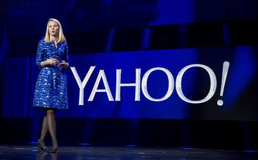 CEO Marissa Mayer walks out of Yahoo with a compensation