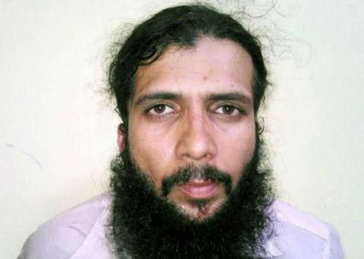 File pic of Indian Mujahideen co-founder Yasin Bhatkal