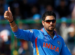 I never gave up despite all obstacles, says Yuvraj Singh