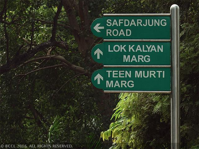 Plan to rename Teen Murti Marg after Israeli city in limbo