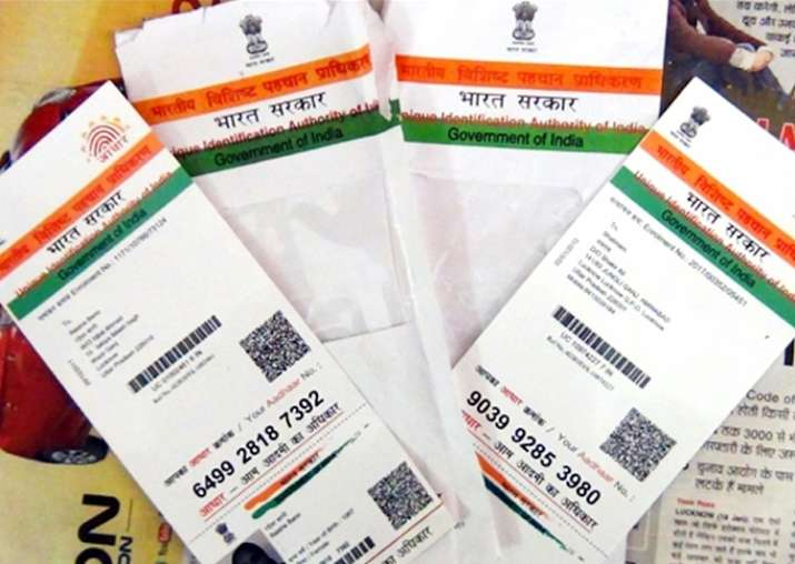 Aadhaar-linked issues to be decided by constitution bench,