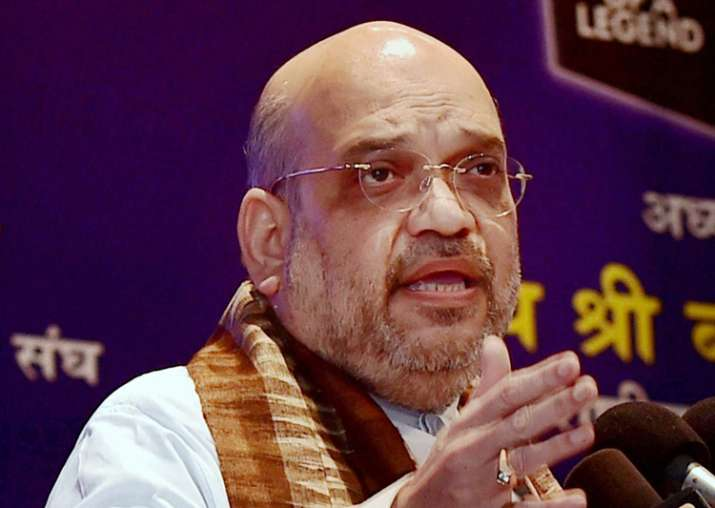 A dynastic party cannot take India forward: Amit Shah's