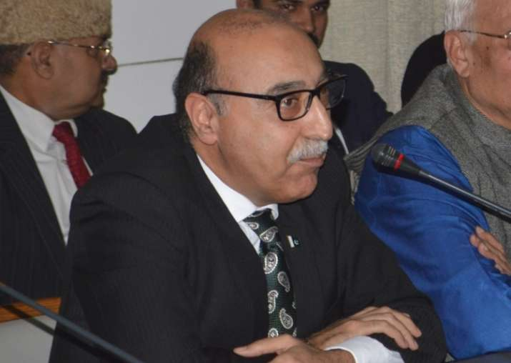 Abdul Basit has written a scathing letter to Aizaz Chaudhry