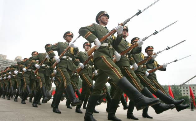 Amid Sikkim standoff, Chinese Army conducts military drills