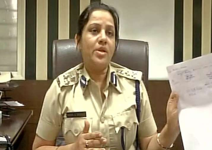 D Roopa who laid bare the corrupt dealings in B'luru jail