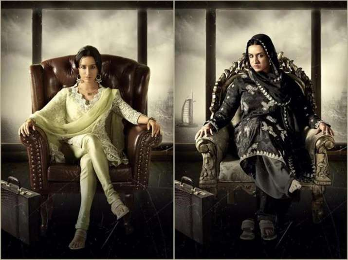 Haseena: Shraddha Kapoor says she wanted to venture into