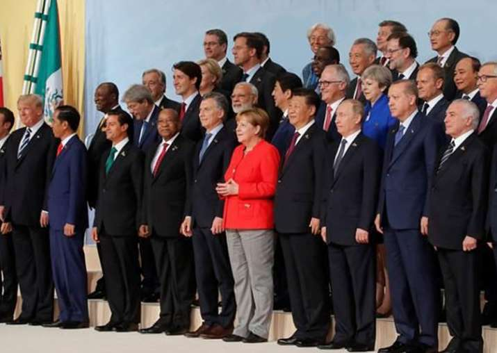 US isolated as India, other G20 members back Paris climate