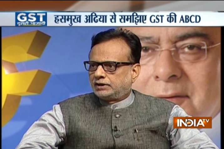 GST will not lead to rise in inflation, says Hasmukh Adhia