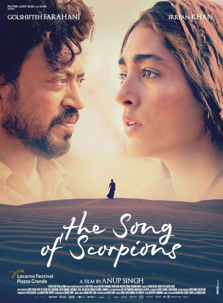 India Tv - The Song of Scorpions poster