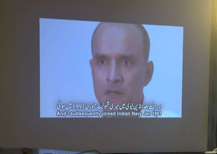 File pic of Kulbhushan Jadhav
