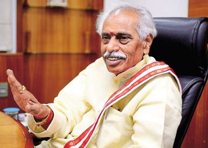 Union Minister for Labour and Employment Bandaru Dattatreya
