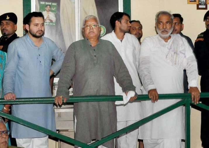 Bihar govt denies reports of being tipped off on Lalu raids