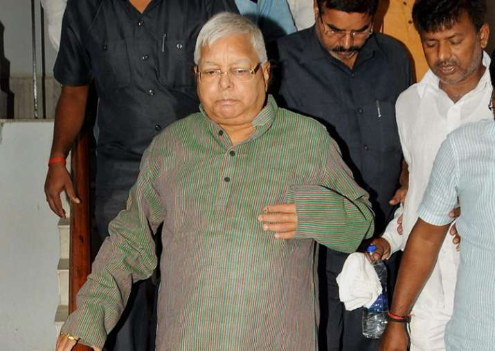 JD(U) on wait and watch as Lalu lands in fresh trouble