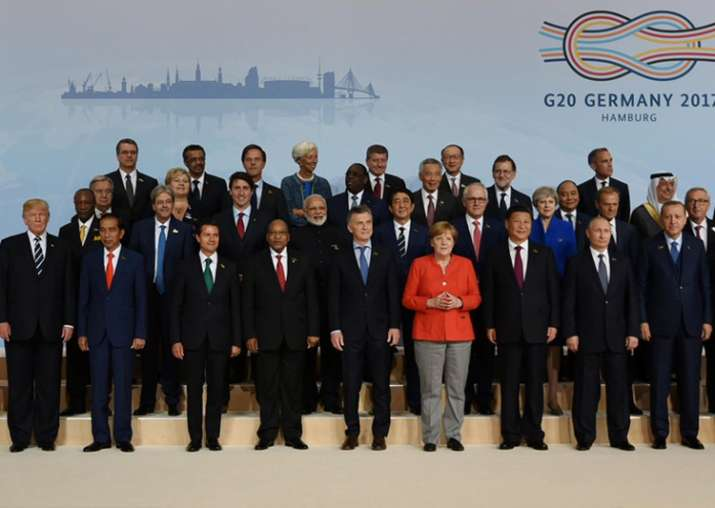 PM Modi targets Pakistan at G20 Summit