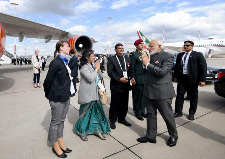 PM Modi leaves for home as G20 Summit concludes