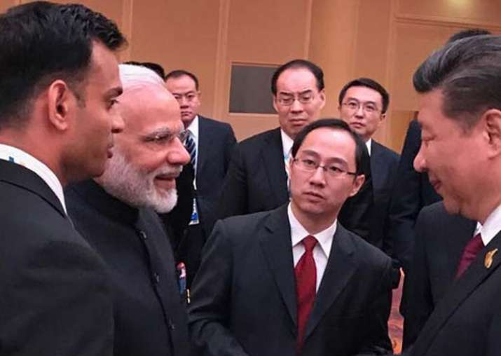 Picture speaks more than a thousand words: India on Modi-Xi