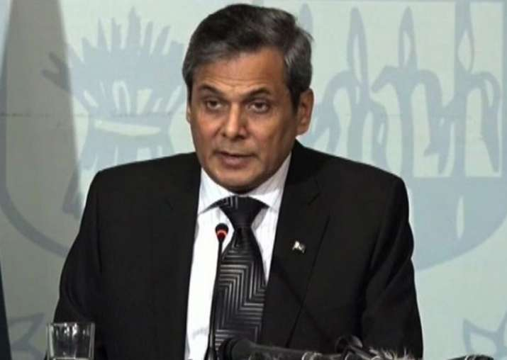 Foreign Office spokesperson Nafees Zakaria
