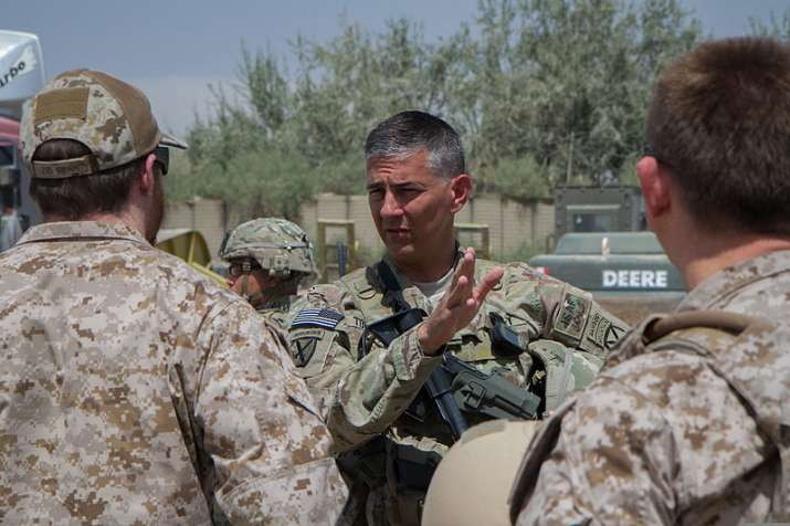 Iraq must stop IS 2.0, says US commander