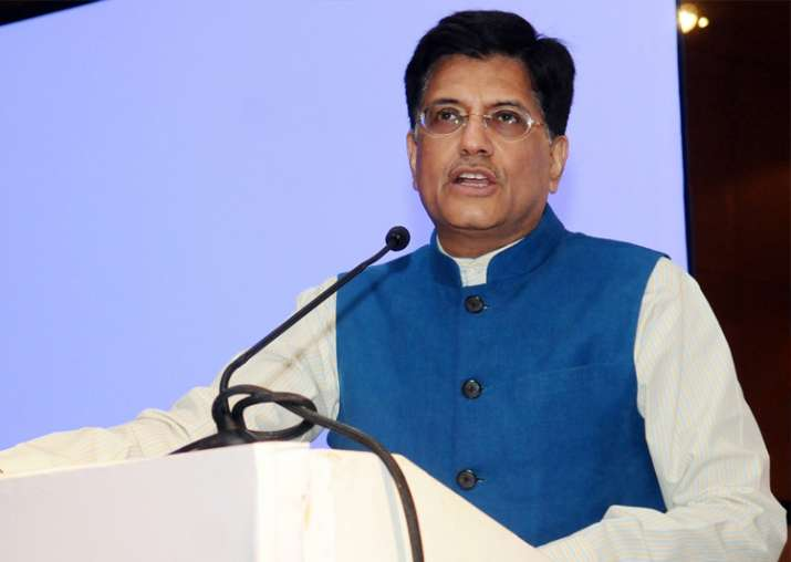 Piyush Goyal replaces Prabhu as Rail Minister