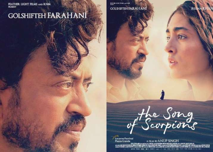 irrfan khan song of scorpions