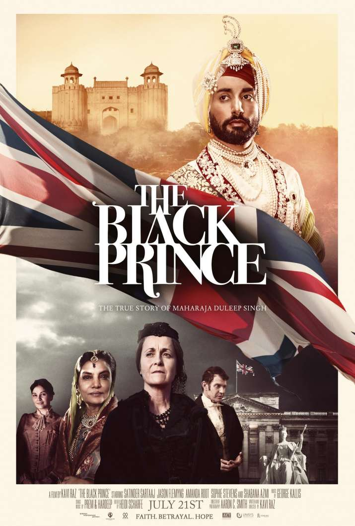 India Tv - Poster of The Black Prince