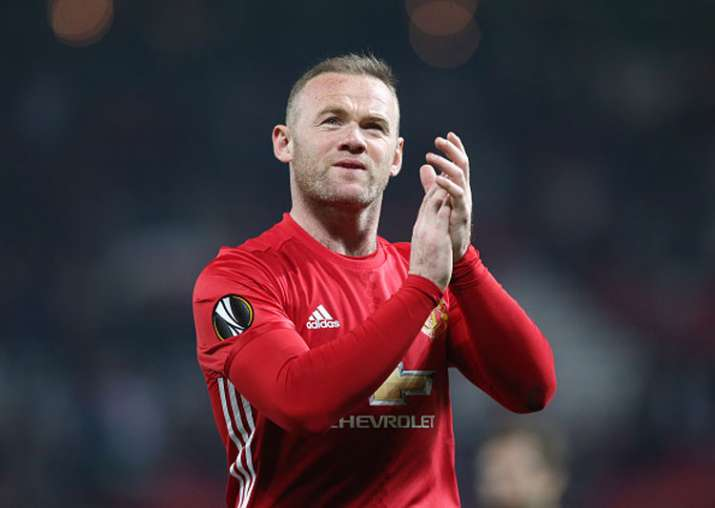 A file image of Wayne Rooney.