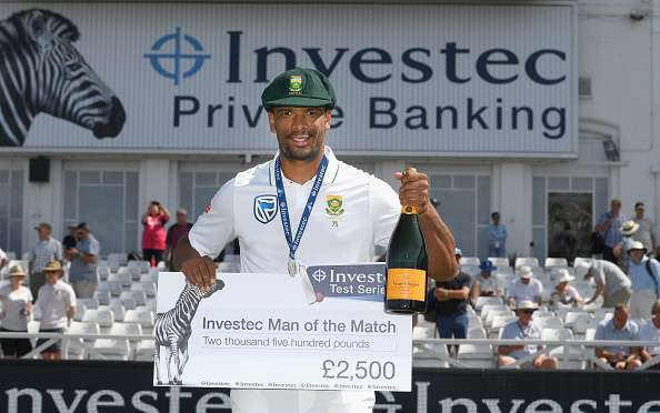 South Africa's Tour of England