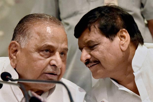 Presidential poll: Samajwadi party a divided house again,