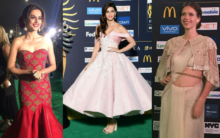 IIFA Day 2: Rain can't stop the green carpet party