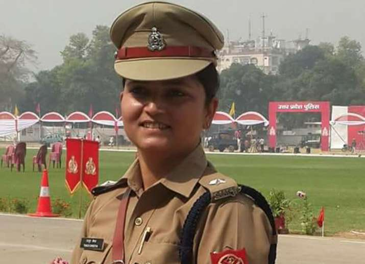 Bulandshahr woman cop Shrestha Thakur who took on BJP