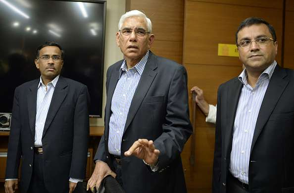 Vinod Rai, BCCI CEO speaks to the media