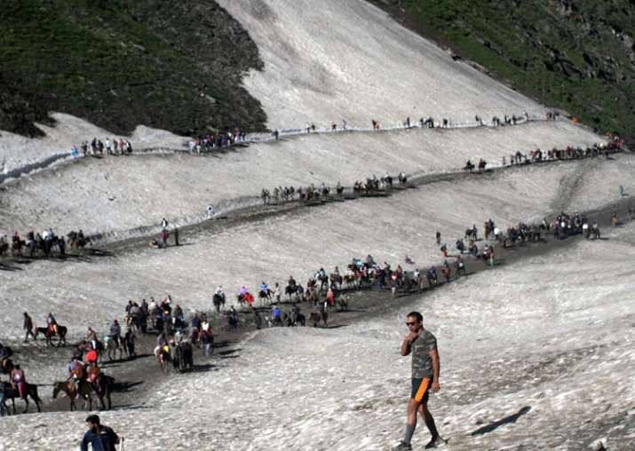 Intel warned of specific terror threat to Amarnath Yatra