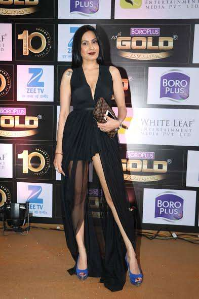 India Tv - TV stars at Zee Gold Awards